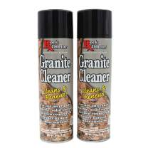Rock Doctor Granite Cleaner - Cleans& Renews Surfaces - (18 oz) Surface Cleaner Spray, Granite/Marble Countertop Cleaner, Cleaning Spray for Vanity, Table Top, Kitchen Counters, Stone Surfaces (2Pack)
