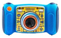 VTech KidiZoom Camera Pix, Blue, Great Gift For Kids, Toddlers, Toy for Boys and Girls, Ages 3, 4, 5, 6, 7, 8