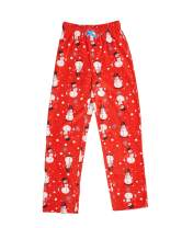 Ashford & Brooks Junior Micro Fleece Sleep Lounge Pajama Pants for Boys and Girls Comfort Sleeping & Lounging Wear
