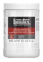 Liquitex Professional Slow-Dri Blending Gel Medium, 32-oz (7232)