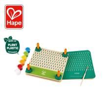 Hape DIY Flower Press Art Kit  Wooden & Plant Plastic Art Flower Press for Children Ages 5 & Up