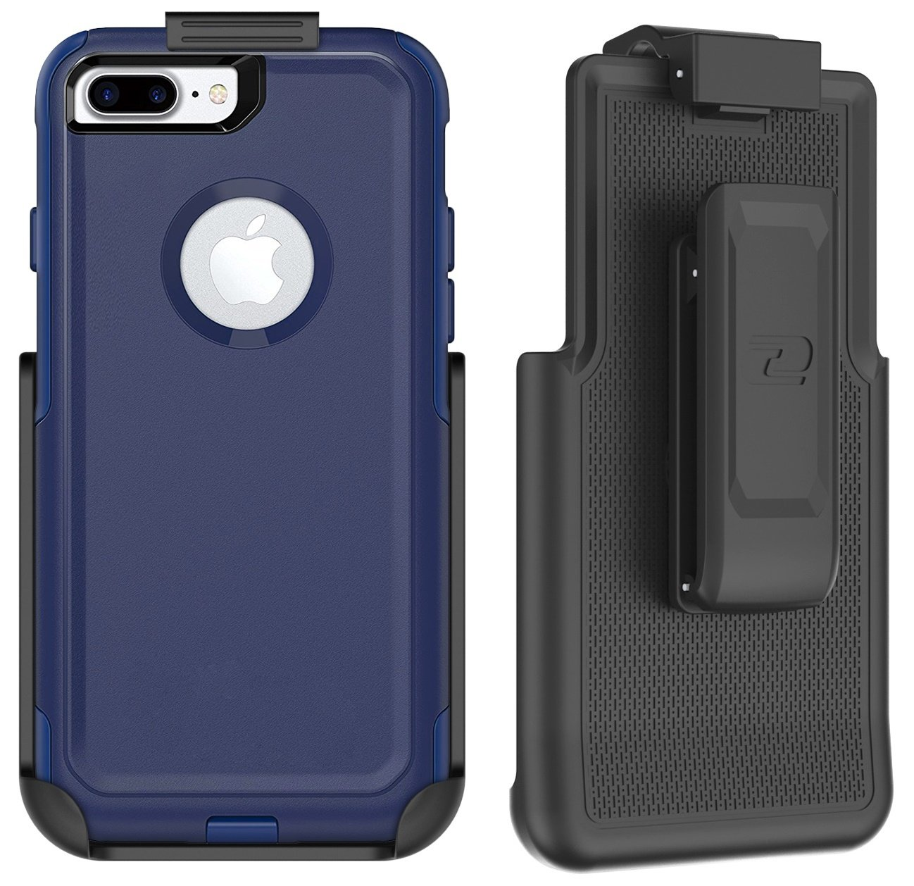 """Encased Belt Clip Holster for Otterbox Commuter Series Case - iPhone 7 Plus 5.5"""" (case not Included)"""