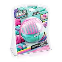 Canal Toys USA Ltd Satisfying Sand Kit Ball Shaped Case
