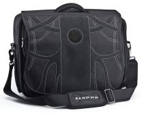 SLAPPA KIKEN Matrix Checkpoint Friendly 18 inch Gaming /Travel Laptop Bag, tons of storage Ultimate Protection