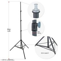 LINCO Lincostore Linco Zenith 11 feet Heavy Duty Light Stand for Photography Studio Lighting Kit 89012H - Extra Supporting Rods