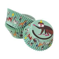 Talking Tables CAKECASE Party Animals Cake Cases 30Pk