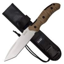 Tac Force Evolution Fixed Blade Knife - TFE-FIX015T-TN