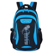School Backpack, Fanspack Backpack for Boys 2019 New Kids Backpack Large Waterproof School Bag for Boys Bookbags