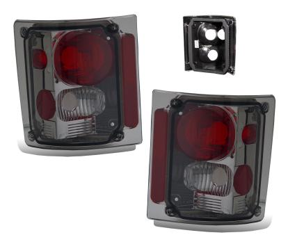 Set of Left and Right side Tail Lights