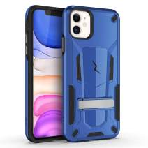 ZIZO Transform Series iPhone 11 Case - Dual-Layer Protection w/Kickstand, Military Grade Drop Protection - Blue