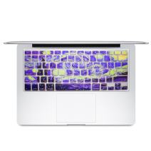 """Dogxiong The Starry Night Pattern Texture Silicone Keyboard Cover Ultra Thin Keyboard Skin for MacBook Air 13"""" MacBook Pro with Retina Display 13"""" 15"""" 17"""""""