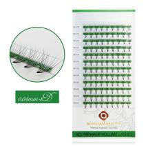BEYELIAN Premade 8D Volume Fans Eyelash Extensions Semi Permanent Lash Extensions (0.05mm 9mm C Curl 108 pcs)