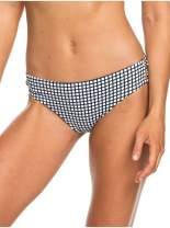 Roxy Women's Printed Beach Classics Full 70s Swimsuit Bottom