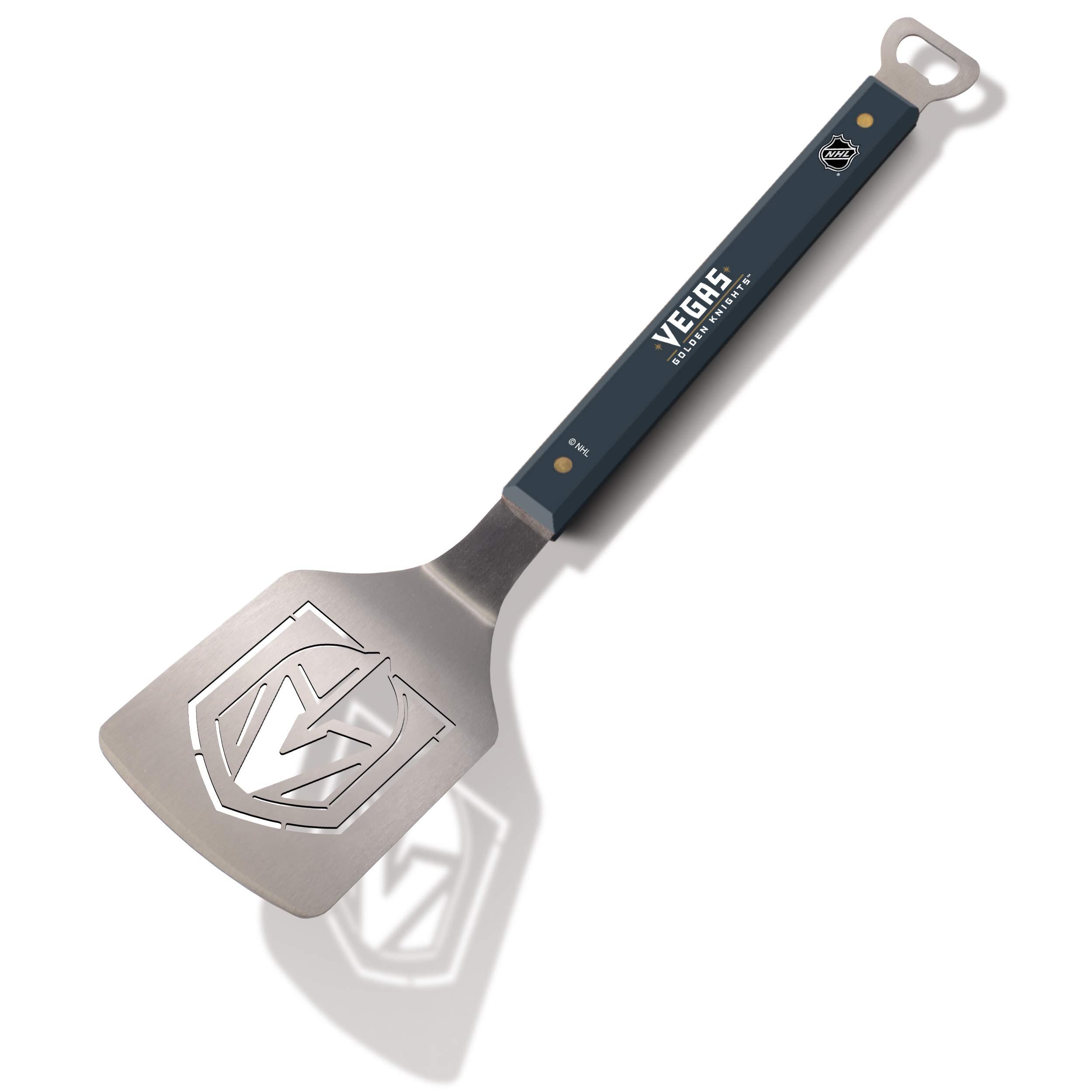 NHL Vegas Golden Knights Spirit Series Sportula Stainless Steel Grilling Spatula