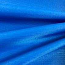 "EMMAKITES Azure Ripstop Nylon Fabric 60""x36""(WxL) 48g (Sq M) of Water Repellent Dustproof Airtight PU Coating - Excellent Fabric for Kites Inflatable Skydancer Flag Tarp Cover Tent Stuff Sack"