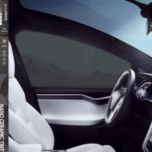 "MotoShield Pro Premium Professional 2mil Ceramic Window Tint Film for Auto | Reduce Infrared Heat & Block UV by 99% - 15% VLT (20"" in x 10' ft Roll)"