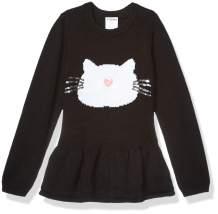 Amazon Brand - Spotted Zebra Girl's Peplum Sweaters