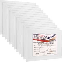 US Art Supply 9 X 12 inch Professional Artist Quality Acid Free Canvas Panels 12-Pack (1 Full Case of 12 Single Canvas Panels)