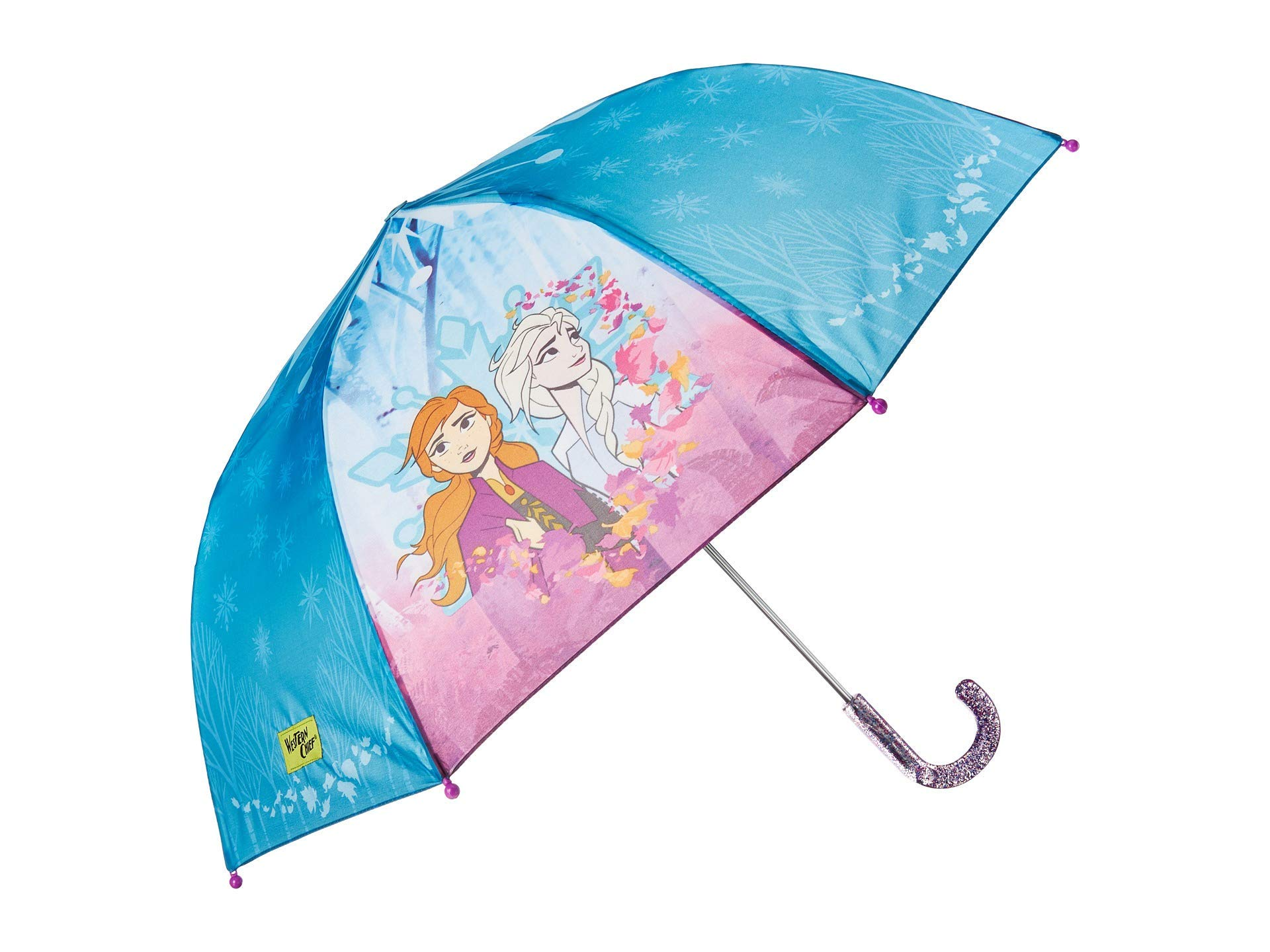 Western Chief Kids Frozen Fearless Sisters Umbrella