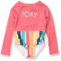 Roxy Girls' Maui Shade Long Sleeve Swimsuit