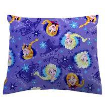 Frozen Sisters Cotton Percale Crib/Toddler Pillow Case
