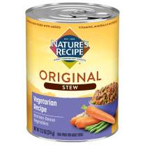 Nature's Recipe Healthy Skin Wet Dog Food, 13.2 Ounce (Pack of 12)