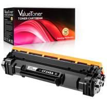 Valuetoner Compatible Toner Cartridge Replacement for HP 48A CF248A Compatible with Laserjet Pro M15w, Laserjet Pro MFP M28w M15a M16a M28a M29a M29w Laser Printer (Black, 1 Pack)