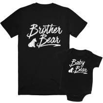 Texas Tees, Brother Bear Shirt, Baby Bear Onesie,
