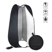 PARTYSAVING 6 FT Portable Privacy Outdoor Pop-up Room Tent Camping Shower Toilet Beach Park