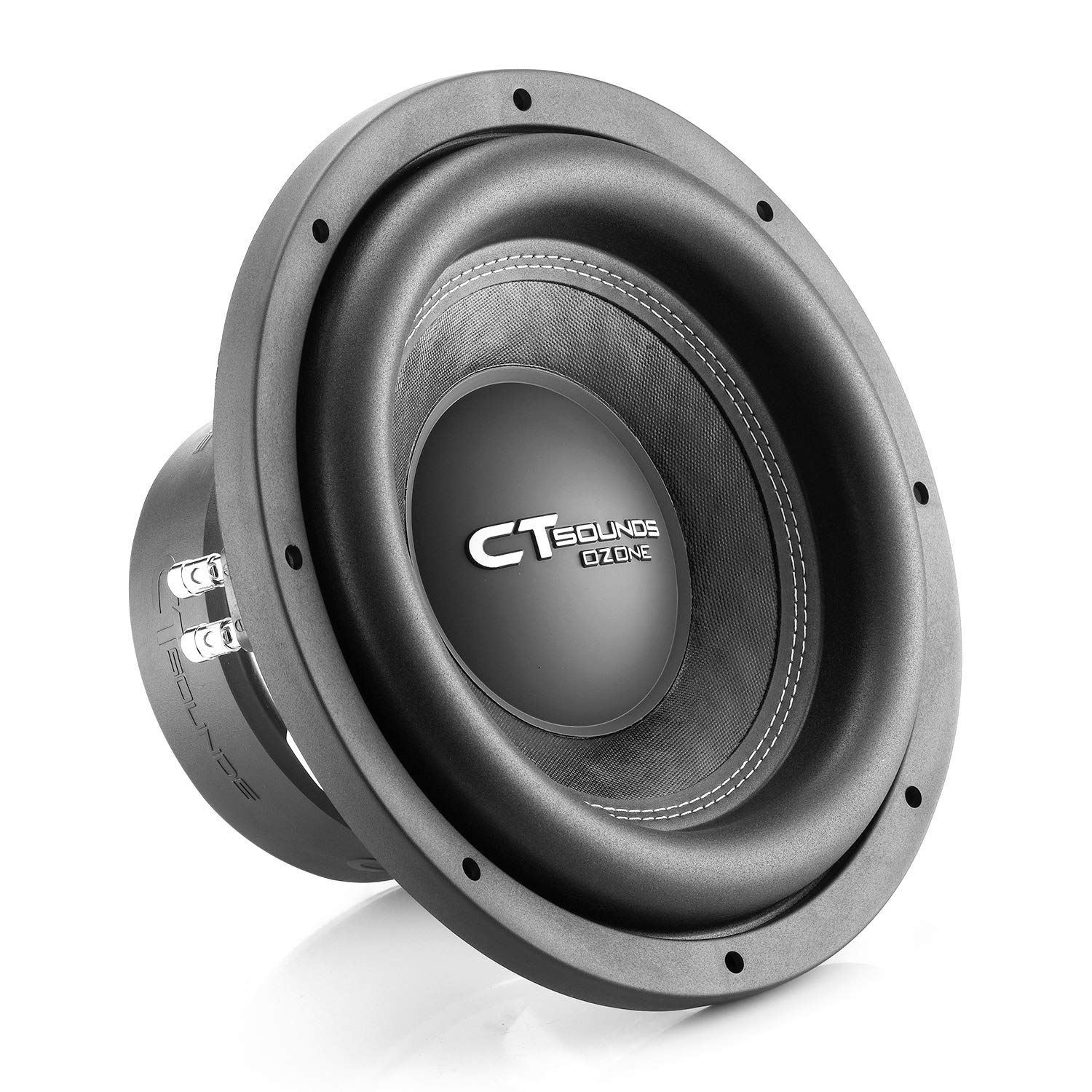CT Sounds OZONE-12-D2 1600 Watt Max Power Dual 2 Ohm 12in Car Subwoofer