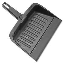 Rubbermaid Commercial Heavy-Duty Dustpan, Charcoal - 1 Piece