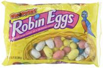 Hershey's Whoppers Robin Eggs Easter Chocolate Candy - Malted Milk Candy In A Crunchy Shell 13.74 oz