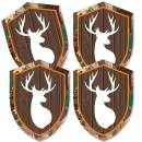 Gone Hunting - Decorations DIY Deer Hunting Camo Baby Shower or Birthday Party Essentials - Set of 20