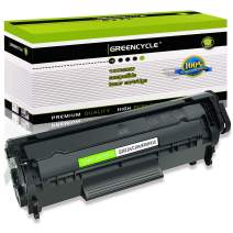 GREENCYCLE 1 PK Q2612A (12A) Toner Cartridge - 2,000 Page Yield Compatible for HP Laserjet 1020 3052 3050 3020 Laser Toner Printers