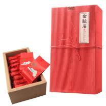 Luxtea Chinese Top10 Famous Tea -Wuyi Golden Beautiful Eyebrow / Organic Jinjunmei -Black Tea- Grade AA (High Grade)