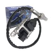kmsensor brand A0101532228 Inlet Nitrogen Oxide Sensor NOX Sensor 5WK9 7338A replace fit For Benz DDE Detroit Diesel DD13 DD15 DD16 Freightliner/ddec Cascadia