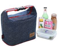 Lunch Bag Insulated Lunch Cooler Bags - Rayhee Reusable Handbag Lunch Tote Bags for Women/Men