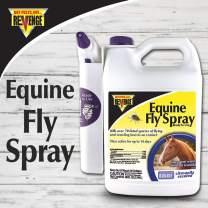 Bonide 46183 Horse Fly Spray, 1 gal, Clear
