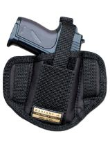 Barsony New 6 Position Ambidextrous Concealment Pancake Holster for Small .22 .25 .380 .32