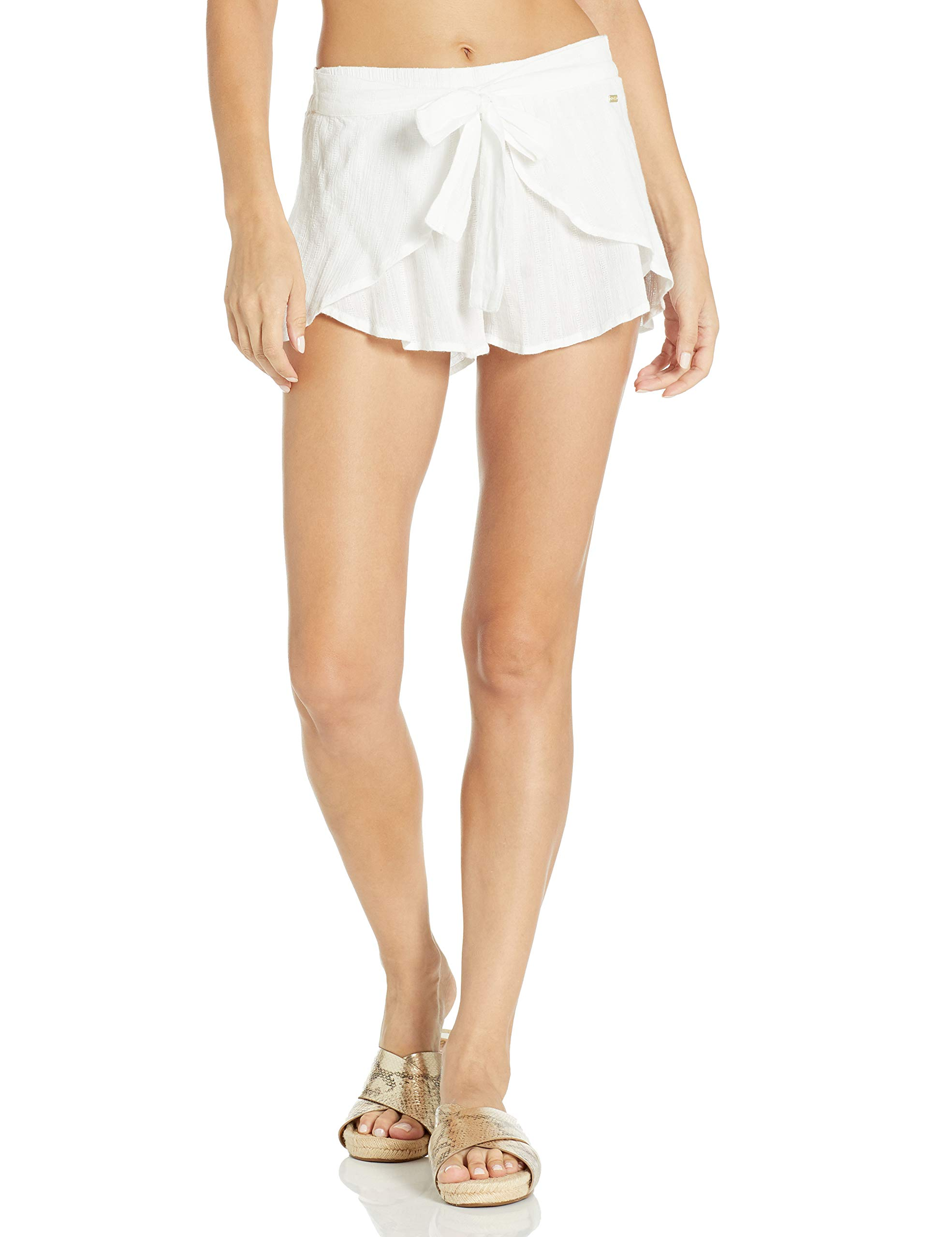 Roxy Women's Salt Washed Cover Up Short