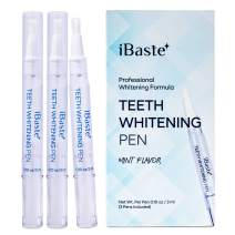 Teeth Whitening Pen 3 Packs - Effective & Painless Whitening - Perfect for Sensitive Teeth - Easy to Application - Achieve Beautiful White Smile - Perfect Size for Travel - Natural Mint Ingredient