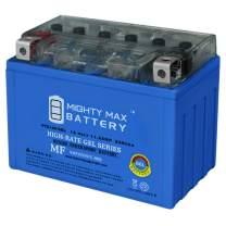 YTZ14SGEL - 12V 11.2AH 230 CCA - Gel SLA Power Sport Battery - Mighty Max Battery Brand Product
