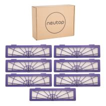 Neutop Botvac Filter Replacement for Neato Connected D3 D4, Botvac D Series D75 D80 D85, and Botvac Series 65 70e 75 80 85 Models High Performance Filters, 7-Pack.