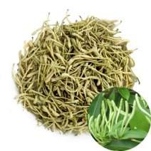 TooGet Natural Honey Suckle Herbs Wild Honeysuckle Flower Buds, Dried Lonicera Japonica Loose Tea, Herbal Tea, Top Grade - 4 OZ