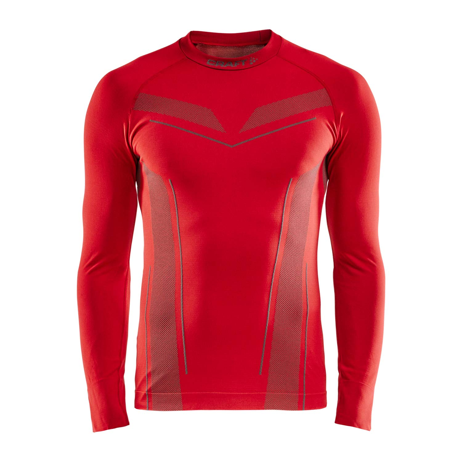 Craft Pro Control Men's Long Sleeve T Shirts - Athletic Base Layer Dry Fit Shirt