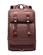 Canvas College Backpack BEFAiR Vintage Weekender Backpack School Laptop Bookbag