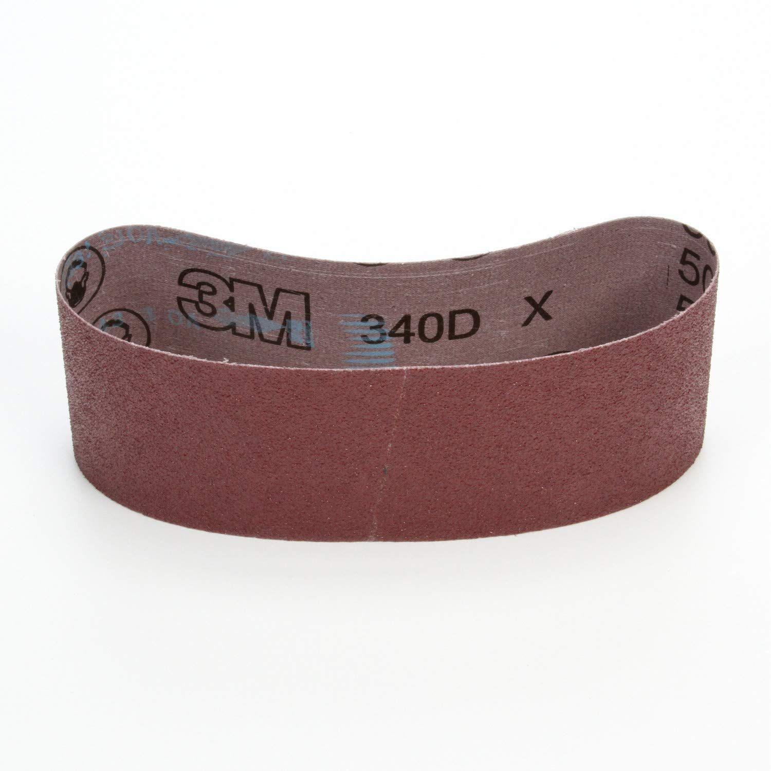 3M Cloth Belt 340D, 3 in x 21 in 50 X-weight, 25 per case