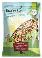 Raw Brazil Nuts, 10 Pounds - Whole, No Shell, Unsalted