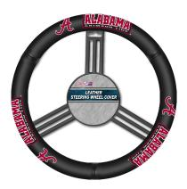 NCAA Leather Steering Wheel Cover