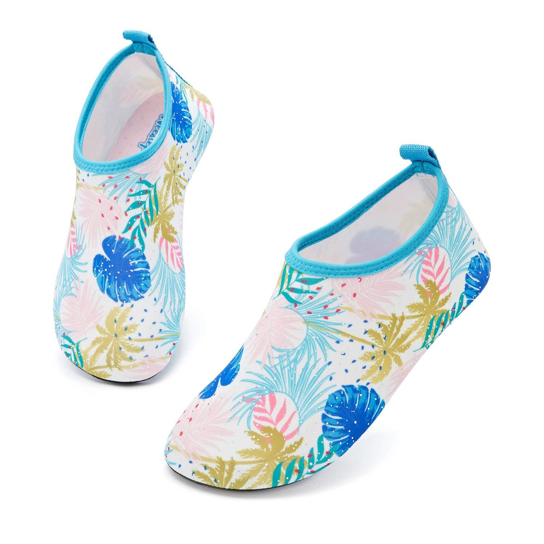 Weestep Toddler/Little Kids Quick Dry Lightweight Aqua Shoe